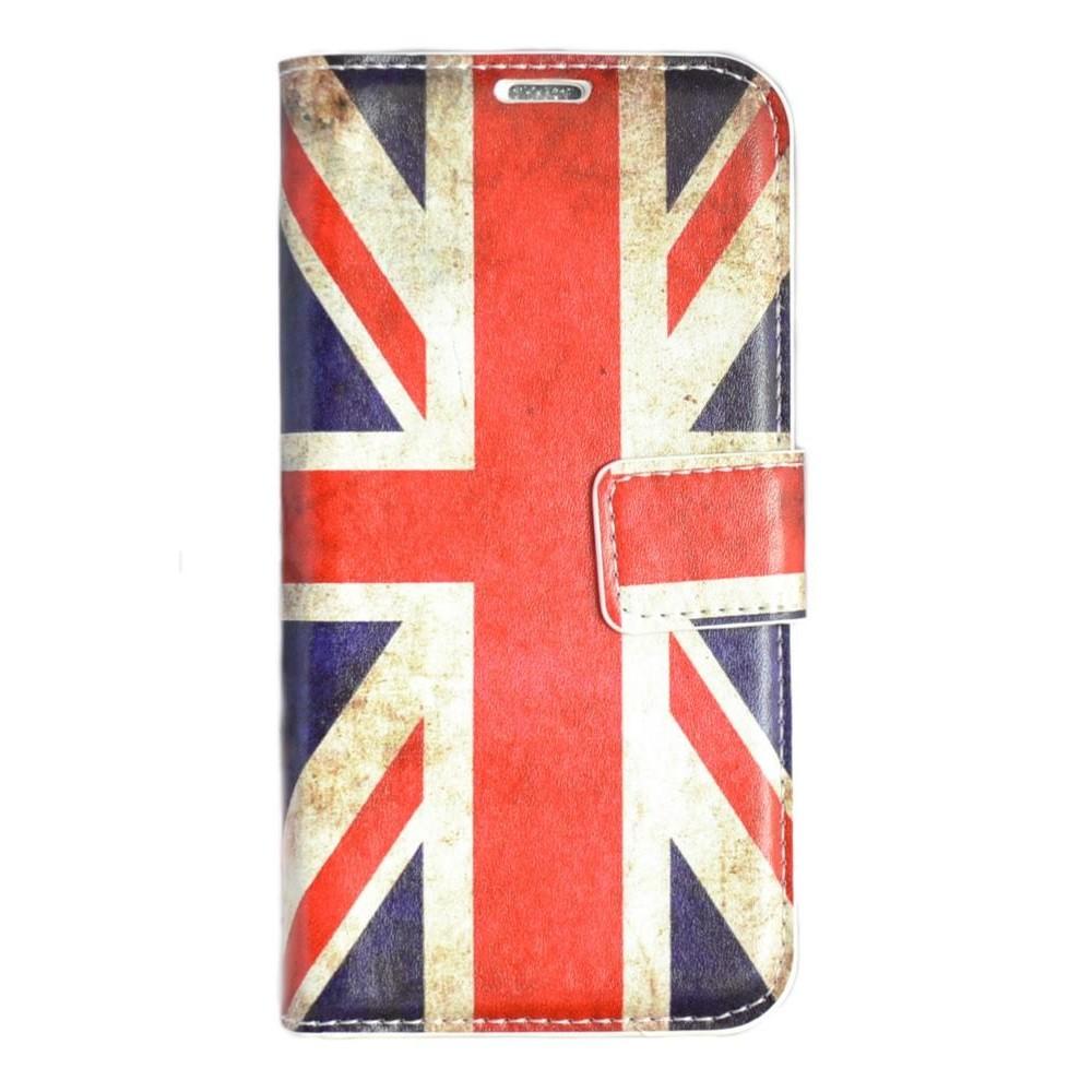 Crazy Kase - Etui Galaxy Pocket 2 Motif Drapeau du Royaume-Uni