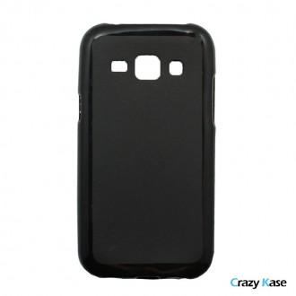 Crazy Kase - Coque Galaxy J1 Uni Noir