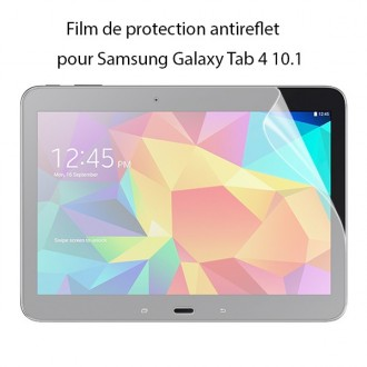 Film Galaxy Tab 4 10.1 protection Antireflet