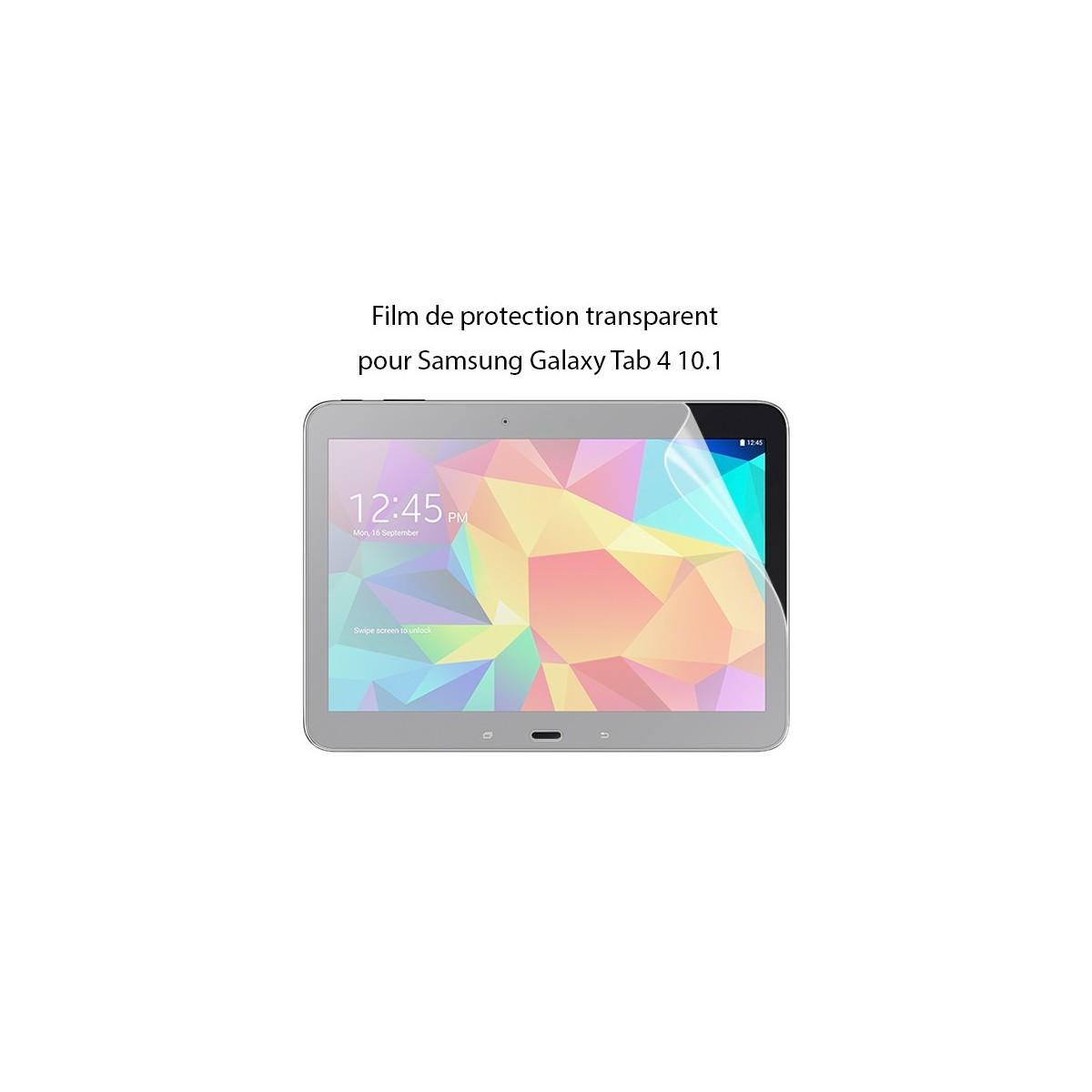 Film Galaxy Tab 4 10.1 protection transparent