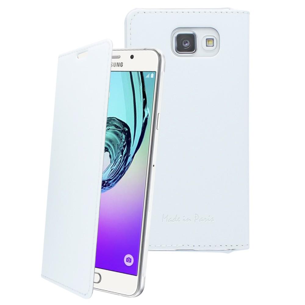 Etui Galaxy A5 (2016) Blanc - Muvit