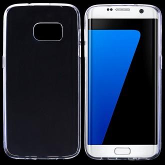 Coque Galaxy S7 Transparente - Crazy Kase