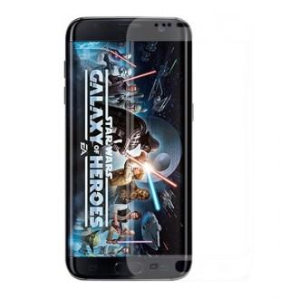 Film Galaxy S7 Edge protection écran verre trempé incurvé