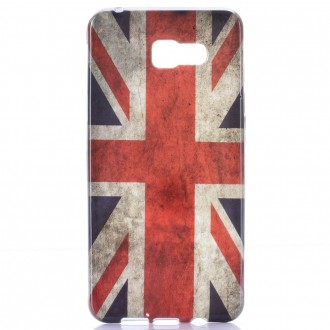 Coque Galaxy A5 (2016) motif Drapeau UK - Crazy Kase